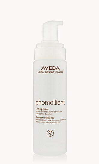 "phomollient<span class=""trade"">™</span> styling foam"