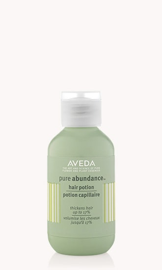 "pure abundance<span class=""trade"">™</span> hair potion"