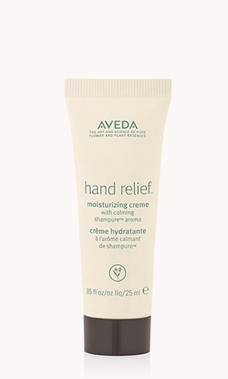 hand relief™ moisturizing creme with shampure™ aroma