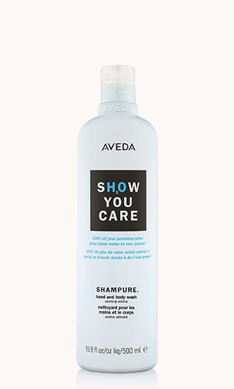 "limited-edition shampure<span class=""trade"">™</span> hand and body wash"