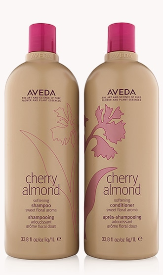 cherry almond duo